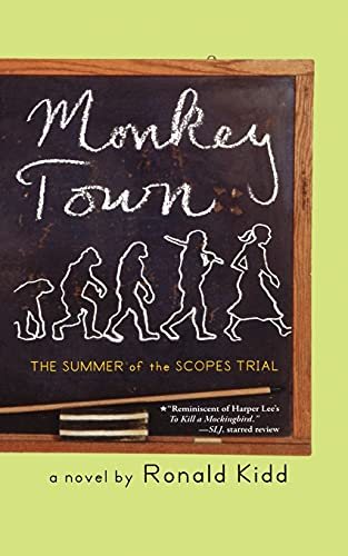 9781442442115: Monkey Town: The Summer of the Scopes Trial