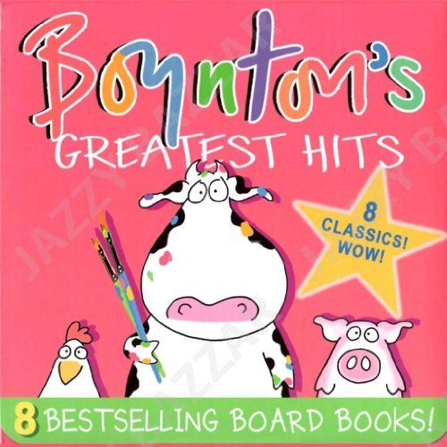 9781442442603: Boyton's Greatest Hits, Vol. 1 & 2, 8 Bestselling Board Books: