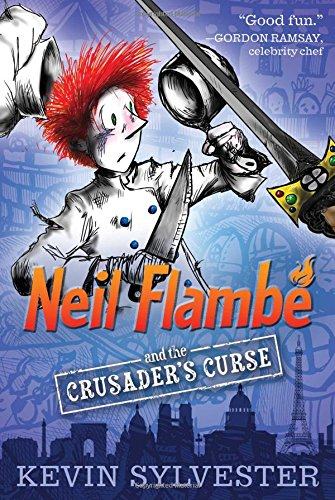 9781442442870: Neil Flambé and the Crusader's Curse (The Neil Flambe Capers)