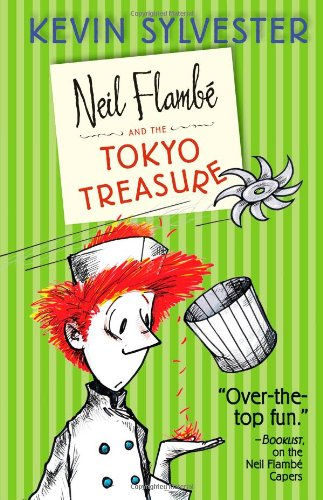 9781442442887: Neil Flambé and the Tokyo Treasure (The Neil Flambe Capers)