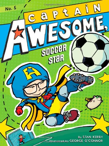9781442443310: Captain Awesome, Soccer Star