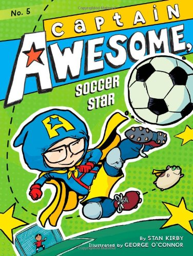 9781442443327: Captain Awesome, Soccer Star