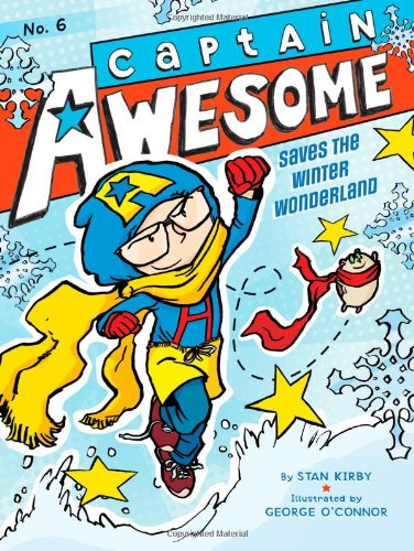9781442443358: Captain Awesome Saves the Winter Wonderland