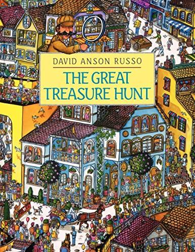 9781442443426: The Great Treasure Hunt