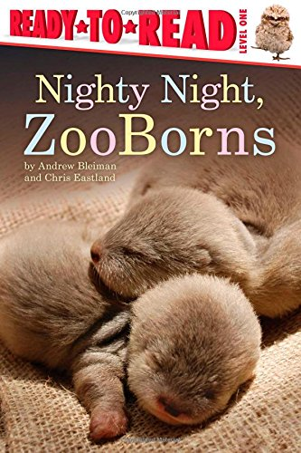 9781442443853: Nighty Night, ZooBorns