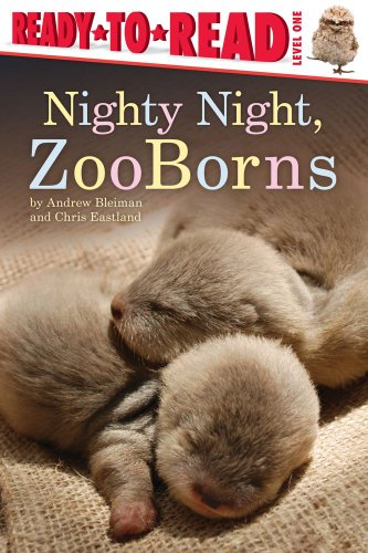 9781442443860: Nighty Night, ZooBorns