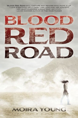 9781442443891: Blood Red Road (Dust Lands, #1)