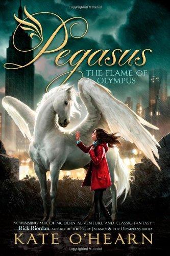 9781442444102: The Flame of Olympus (Pegasus)