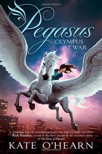 9781442444126: Olympus at War (Pegasus)