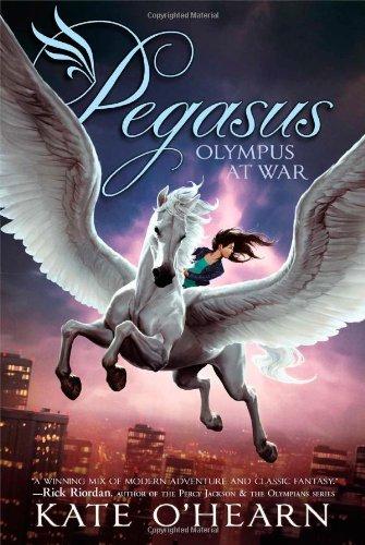 9781442444133: Olympus at War (Pegasus)