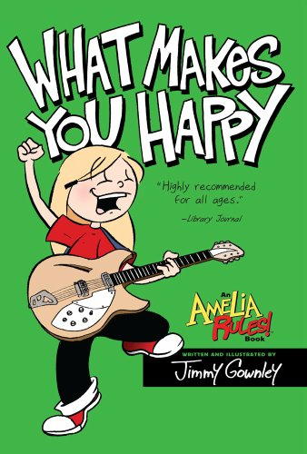 9781442445390: What Makes You Happy (Amelia Rules!)