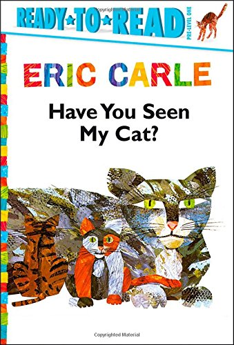 9781442445758: Have You Seen My Cat? (The World of Eric Carle)