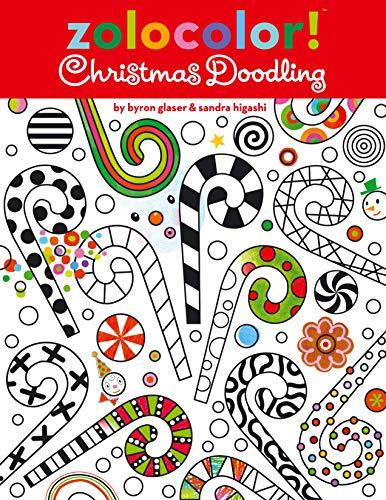 9781442445925: Zolocolor! Christmas Doodling