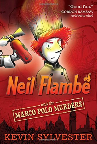 9781442446052: Neil Flambé and the Marco Polo Murders (The Neil Flambe Capers)