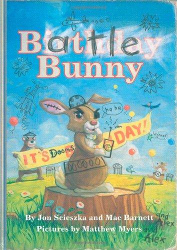 Battle Bunny: Barnett, Mac; Scieszka, Jon