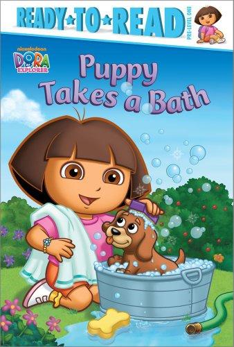 9781442446977: Puppy Takes a Bath (Ready-To-Read)