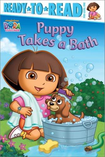 9781442446984: Puppy Takes a Bath (Dora the Explorer Ready-to-Read)
