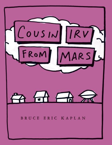 9781442449237: Cousin Irv from Mars