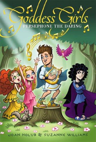 9781442449398: Persephone the Daring (Goddess Girls)