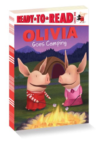 9781442449510: Olivia Ready-To-Read: Olivia Goes Camping / Olivia and Her Ducklings / Olivia and the Snow Day / Olivia Plants a Garden /Olivia Takes a Trip / Olivia Trains Her Cat (Olivia: Ready-to-Read, Level 1)