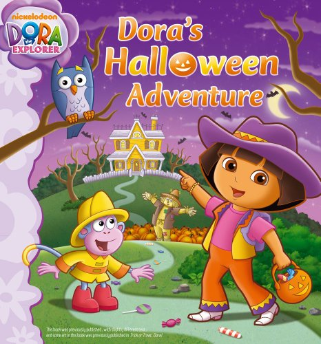 9781442449664: Dora's Halloween Adventure (Dora the Explorer (Simon Spotlight))