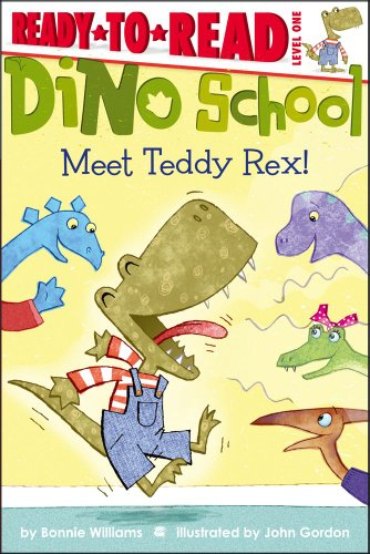 9781442449954: Meet Teddy Rex! (Ready-To-Read - Level 1 (Quality))