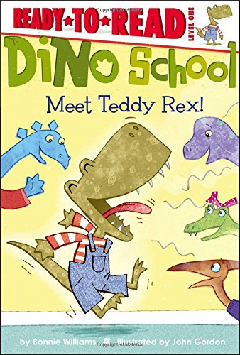 9781442449961: Meet Teddy Rex! (Ready-To-Read - Level 1 (Hardcover))