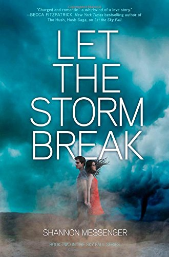 9781442450448: Let the Storm Break (Sky Fall)