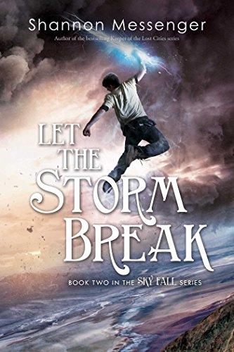 Let the Storm Break (Sky Fall): Messenger, Shannon