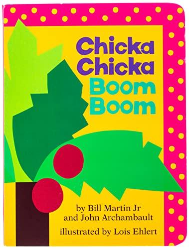 9781442450707: Chicka Chicka Boom Boom (Board Book)