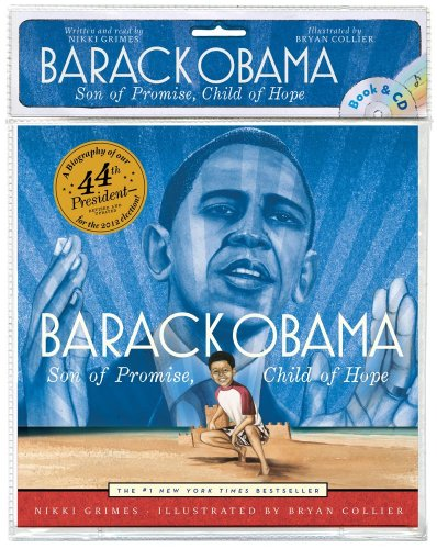 9781442450776: Barack Obama: Son of Promise, Child of Hope (Book and CD)