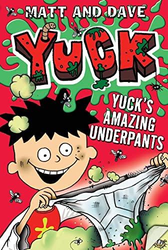9781442451223: Yuck's Amazing Underpants