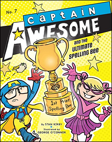 9781442451568: Captain Awesome and the Ultimate Spelling Bee