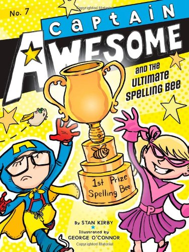9781442451582: Captain Awesome and the Ultimate Spelling Bee