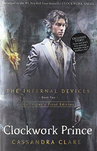9781442451742: Clockwork Prince, Walmart Edition (The Infernal Devices, Volume 2)