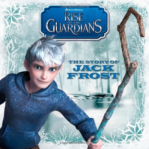 9781442453050: Story of Jack Frost (Rise of the Guardians)