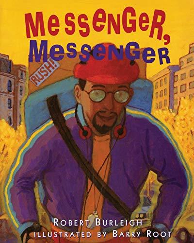 Messenger, Messenger (1442453354) by Robert Burleigh