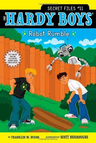 9781442453678: Robot Rumble (Hardy Boys: The Secret Files)