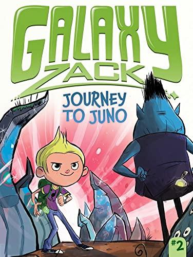 9781442453906: Journey to Juno (Galaxy Zack)