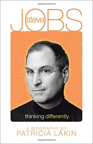 Steve Jobs: Thinking Differently (144245394X) by Lakin, Patricia