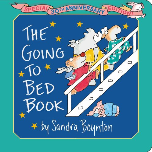 9781442454095: The Going to Bed Book: Special 30th Anniversary Edition!