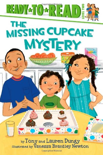 The Missing Cupcake Mystery (Ready-to-Reads): Dungy, Tony, Dungy, Lauren