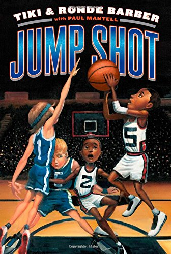 Jump Shot (Barber Game Time Books): Barber, Tiki; Barber, Ronde