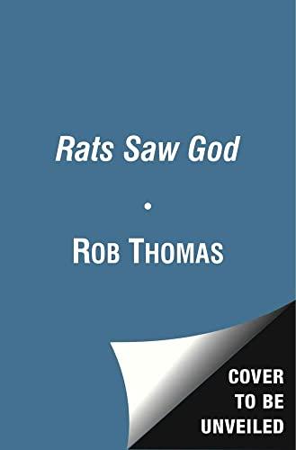 9781442457386: Rats Saw God