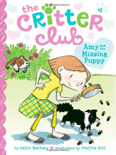 9781442457690: Amy and the Missing Puppy (The Critter Club)