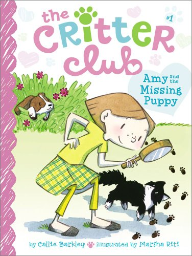 9781442457706: Amy and the Missing Puppy (Critter Club)