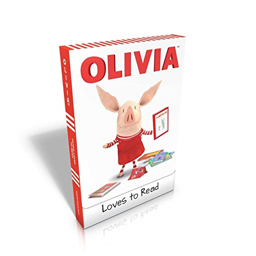 OLIVIA Loves to Read: Olivia Trains Her Cat; Olivia and Her Ducklings; Olivia Takes a Trip; Olivia ...