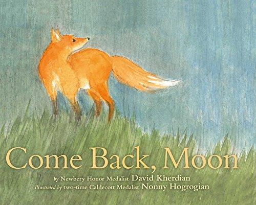 Come Back, Moon: Kherdian, David