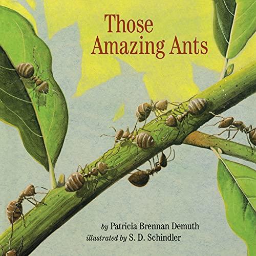 9781442459328: Those Amazing Ants
