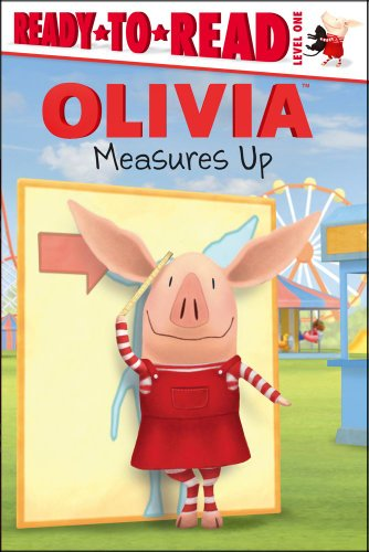 9781442459731: OLIVIA Measures Up (Olivia TV Tie-in)